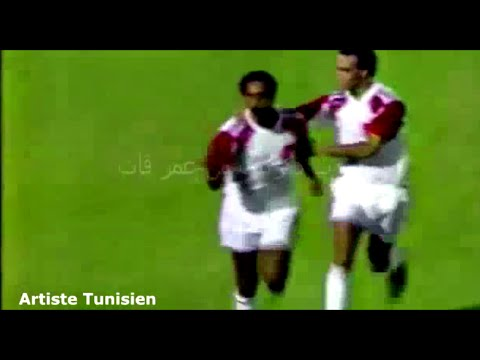 Qualification CAN Sénégal 1992 Egypte 2-2 Tunisie 26-07-1991