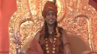 Symbolism of Churning Milky Ocean by Nithyananda