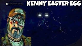 Kenny Easter egg - The Walking Dead: The Final Season - Episode 2
