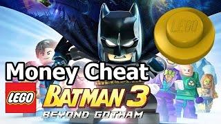 LEGO Batman 3: Beyond Gotham - Easy Unlimited STUD Money Cheat / Trick