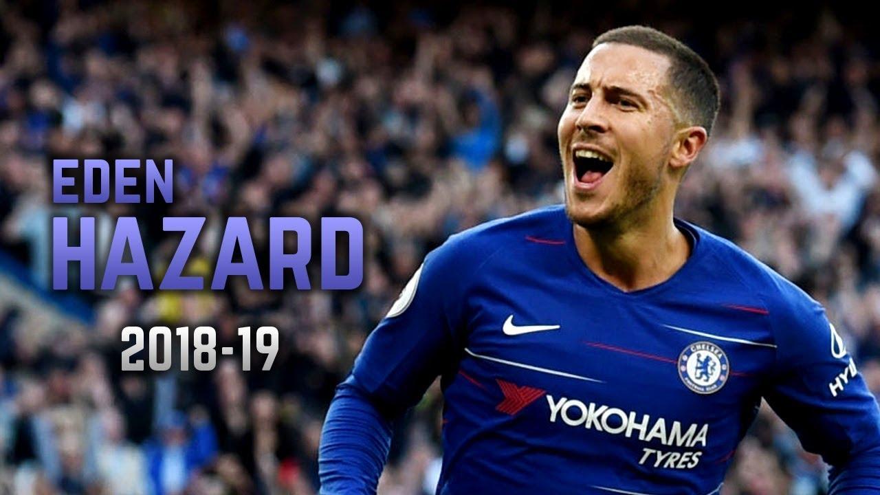 Download Eden Hazard 2018-19   Dribbling Skills & Goals