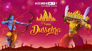 Dussehra 2020 India| Karnataka Festival Wishes| Dasara 2020 Video| Homes247