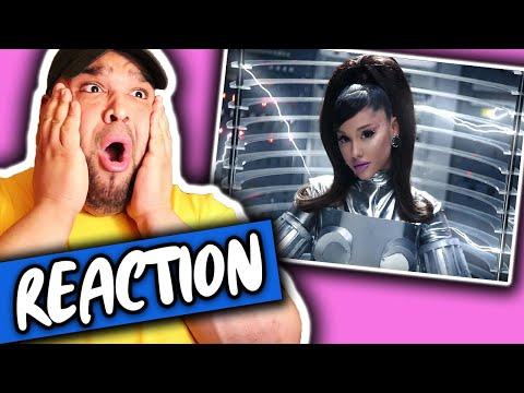 Ariana Grande - 34+35 (Official Video) REACTION