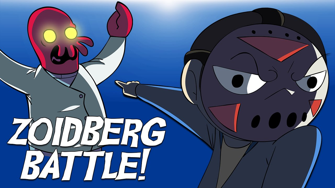 Delirious Animated! Ep. 10 (Zoidberg Battle!) By ...