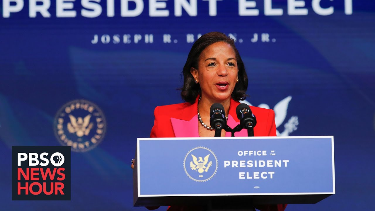 White House adviser Susan Rice on expanding opportunities for ...