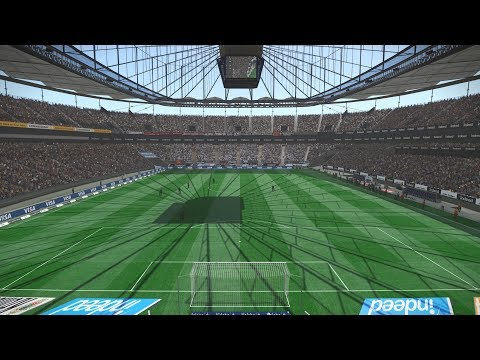 PES 2019 Commerzbank Arena (Frankfurt) By Martinza For Stadium Server (PC)