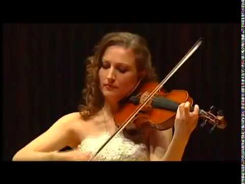 Анастасия Чеботарева - Паганини-Крейслер Кампанелла / Paganini-Kreisler La Campanella