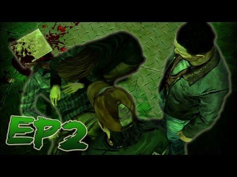 """Lee The Asshole"" (Kenny's BestFriend, Carly's BoyFriend) - The Walking Dead Game Ep 2"