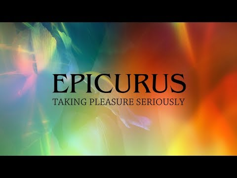 Epicurus: Taking Pleasure Seriously by Luke Slattery