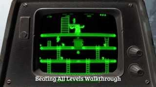 Fallout 4 Red Menace - All Levels High Score by edepot