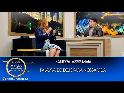 Palavra De Deus | Sandra Assis Maia | Pgm N° 664 | B1
