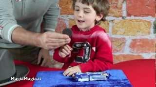 Bite and Restore OREO Magic Trick  biscotto oreo