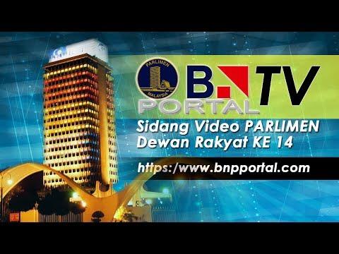 Sidang Dewan Rakyat 21 November 2018 Sesi Pagi