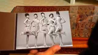 Unboxing Wonder Girls (4th Project Album 'The Wonder Girls Trilogy Nobody')