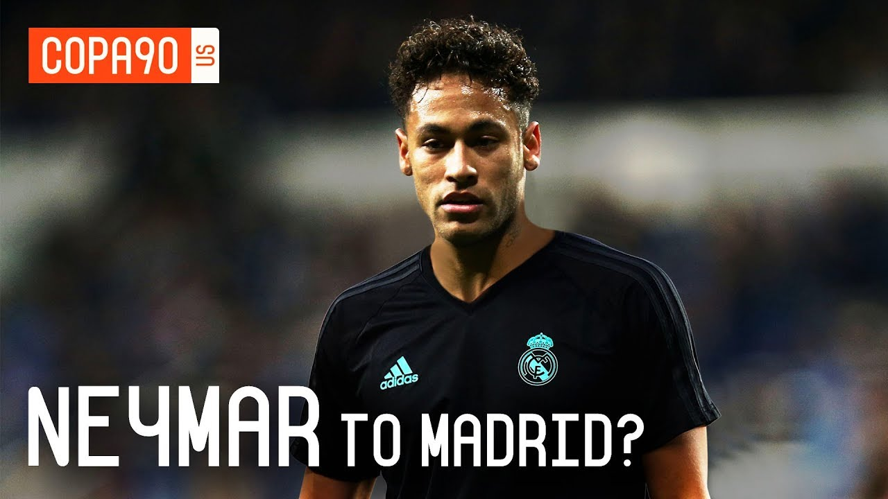 c8a45b032b6 Why Neymar Should Leave PSG For Real Madrid. COPA90 US