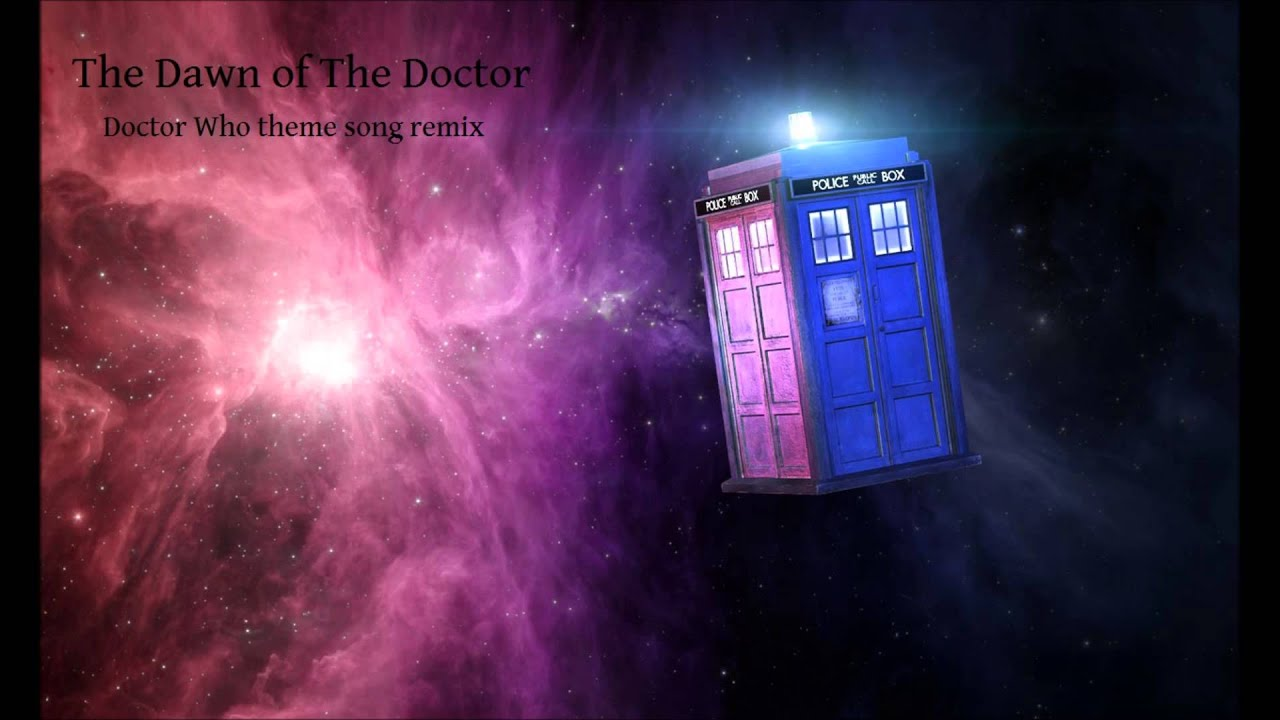 electro house aktion the dawn of the doctor doctor who theme remix youtube