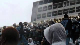 jackson state marching band 2011 rub