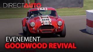 Goodwood revival : le plus spectaculaire des rassemblements autos !