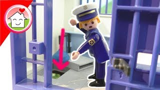 Playmobil Polizei Film  Kommissar Overbeck in Südamerika  Familie Hauser Spielzeug Kinderfilm