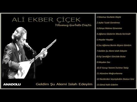 Ali Ekber Çiçek - Geldim Şu Alemi Islah Edeyim (Official Lyric Video)