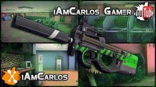ZULA LATINO ♥ MI HERMOSA P90 ♥ iAmCarlos