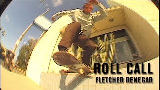 Roll Call: Headcleaner Fletcher Renegar