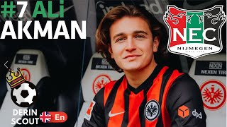 Hello everyone. derin scout introduces you turkish wonderkid ali akman in this video. is playing centre-forward position and he very energetic. ...