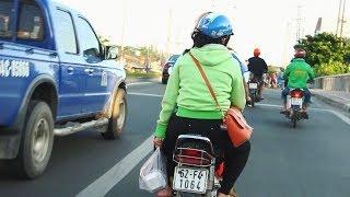 Cảnh giác với tội phạm cướp giật tài sản khi lưu thông trên đường