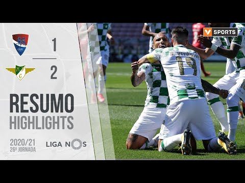 Gil Vicente Moreirense Goals And Highlights