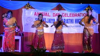 Aaja nachle nachle mere yaar tu nachle-sri vijaya bharathi high school gachibowli