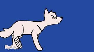 Анимация хвоста (волк)