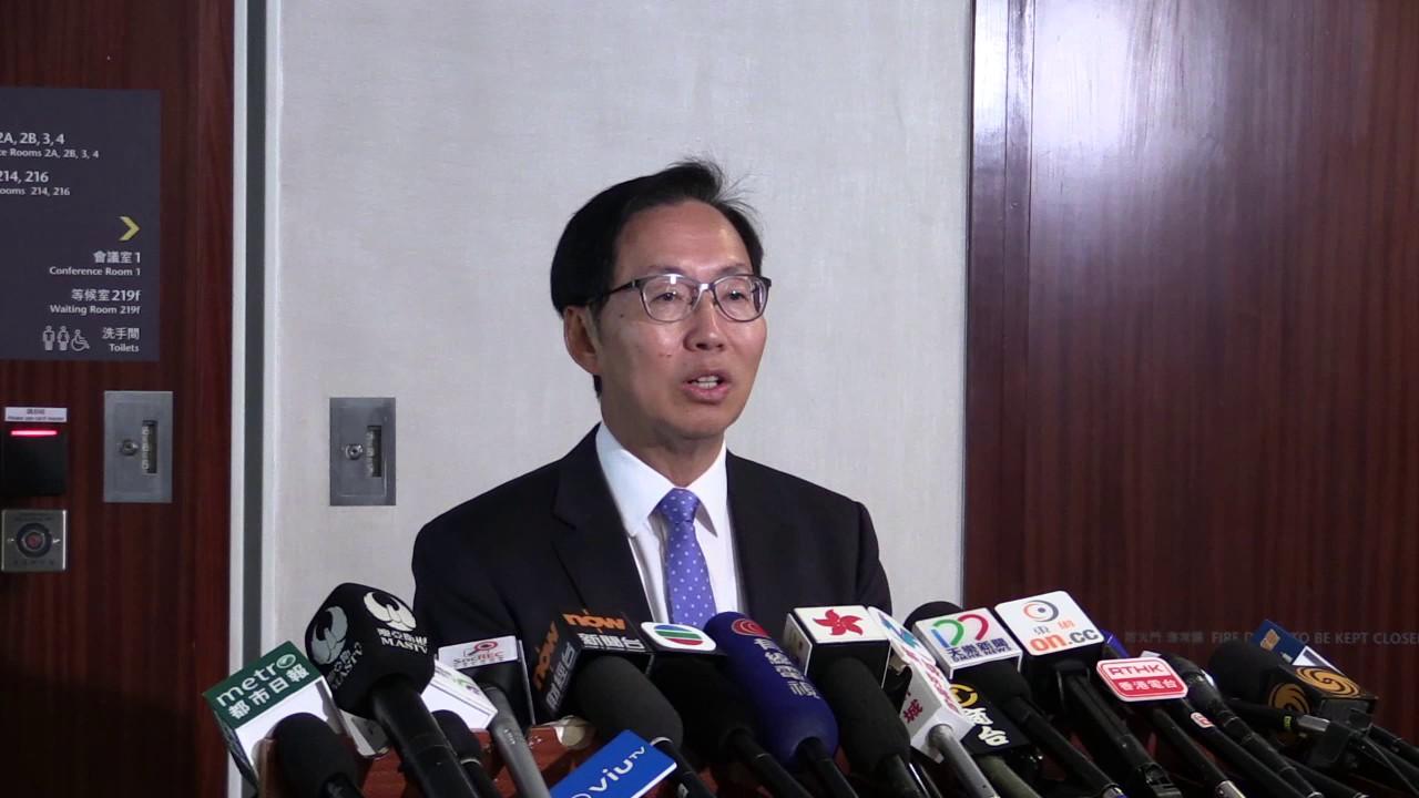 【足本】06JAN2017 陳健波向議員呼籲,拉倒民生議案 ...