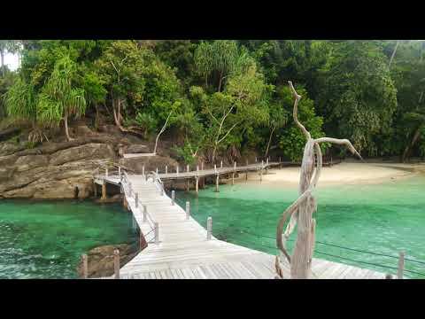 Trip on misool, raja ampat, Sorong, Papua.