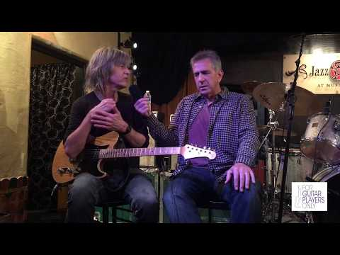 Mike Stern Interview