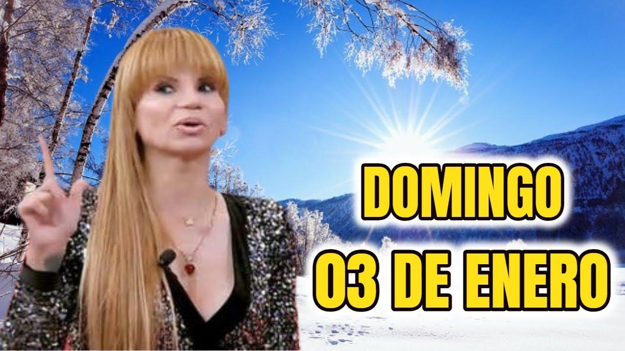 Download TODOS ATENTOS ✨Horóscopo Domingo 03 De Enero | Mhoni Vidente PREDICCION Para Los Signos Del Zodiaco
