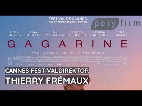 Vorstellung des Films Gagarine – Thierry Frémaux in OmeU