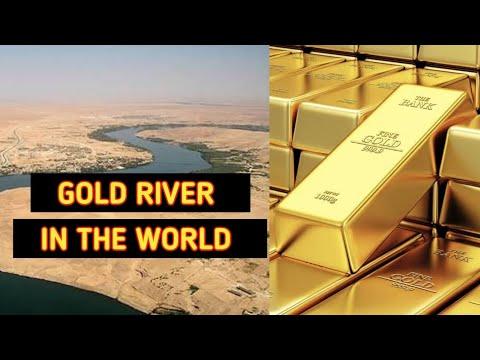 Gold in Euphrates River🤔🤔🤔... இல் யூப்ரடீஸ் ஆற்றில் தங்கம்🤔🤔🤔.....