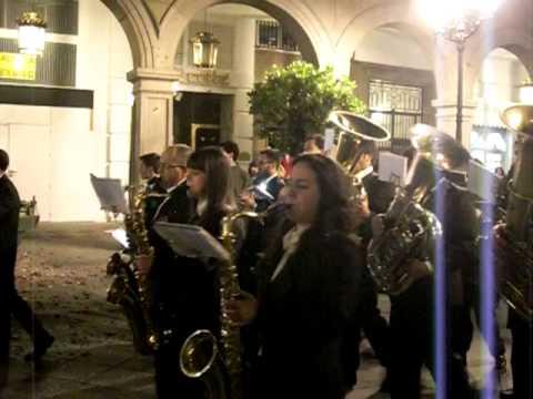 UNIÓN MUSICAL DE UGÍJAR EN GRANADA.