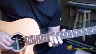 This is the GuitarMadeEZ.com The Kinks - Lola Guitar Lesson (Lead G...