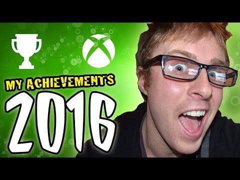My Achievements 2016 | Spiderrichard