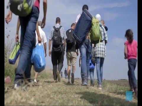 أخبار عربية وعالمية - إجراء أول من نوعه حيال اللاجئين في ألمانيا  - 01:21-2017 / 10 / 14