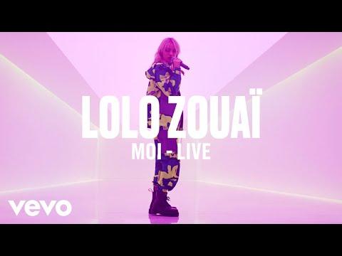 "Lolo Zouaï - ""Moi"" (Live) | Vevo DSCVR"