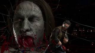 Mortal Kombat 11 : Johnny Cage Reveal & New Stage