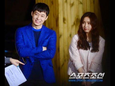 [6002SKY SUB] SBS Midnight TV Ent Red Carpet: Park Yoochun, Shin Se Kyung (28 mins)