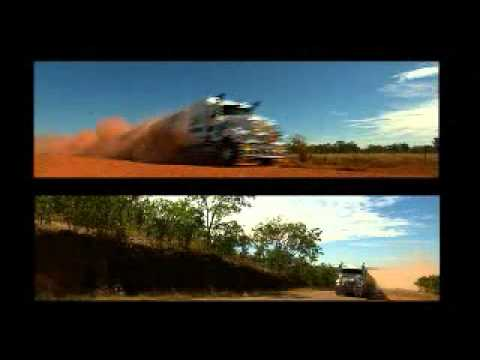 Dirt Roads by Northern Territory Department of Transport