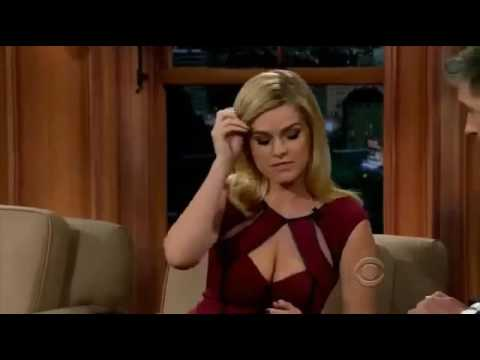 'Seduce like Craig Ferguson' - Alice Eve Best Moments COMPILATION HD