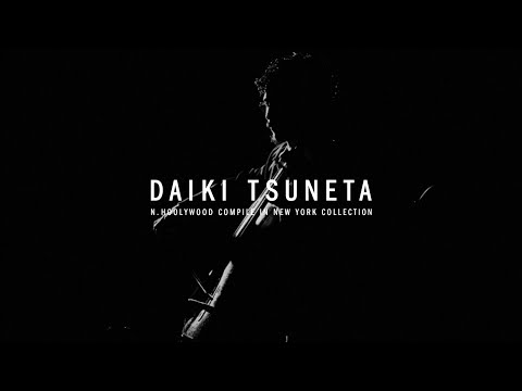 Daiki Tsuneta - N.HOOLYWOOD COMPILE IN NEW YORK COLLECTION
