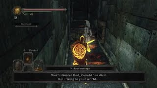 Its all about timing in dark Souls