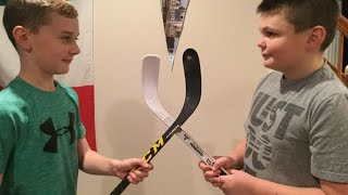 Knee Hockey Trickshots