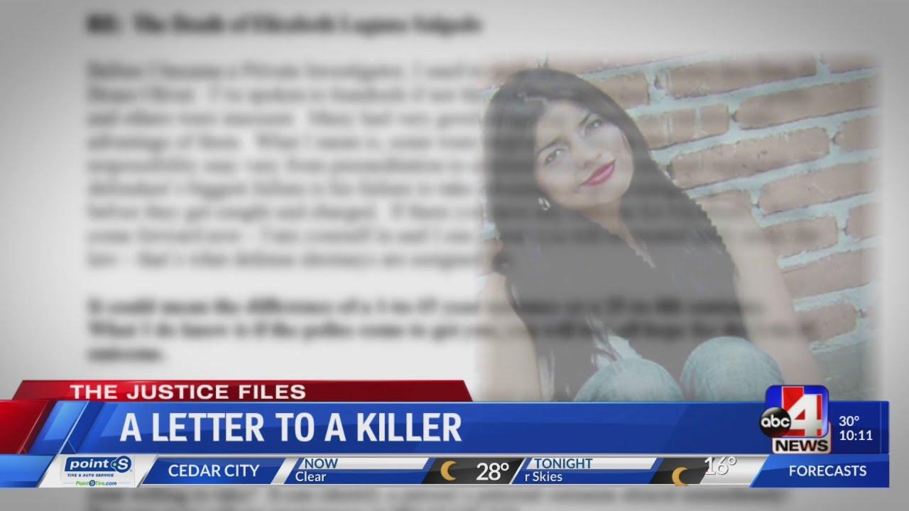 The Justice Files: A message to Elizabeth Salgado's killer